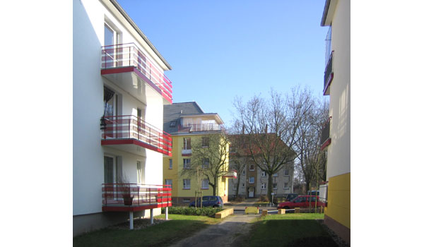 Umbau von Wohnhäusern Cuxhaven