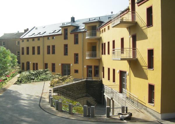 Mehrgenerationenhaus oelsnitz for Mehrgenerationenhaus berlin